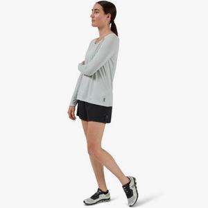 On Cloud Women's Running Shorts Small Black